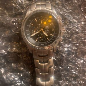 Tag heuer link automatic men's watch